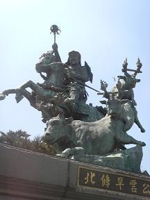 20100529-0521-田原駅西口の北条早雲銅像.jpeg
